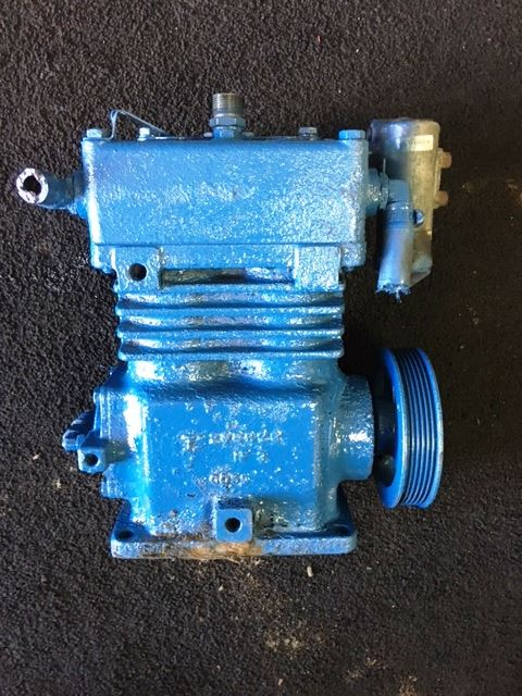 International Vt365 Stock A39 Air Compressors Tpi