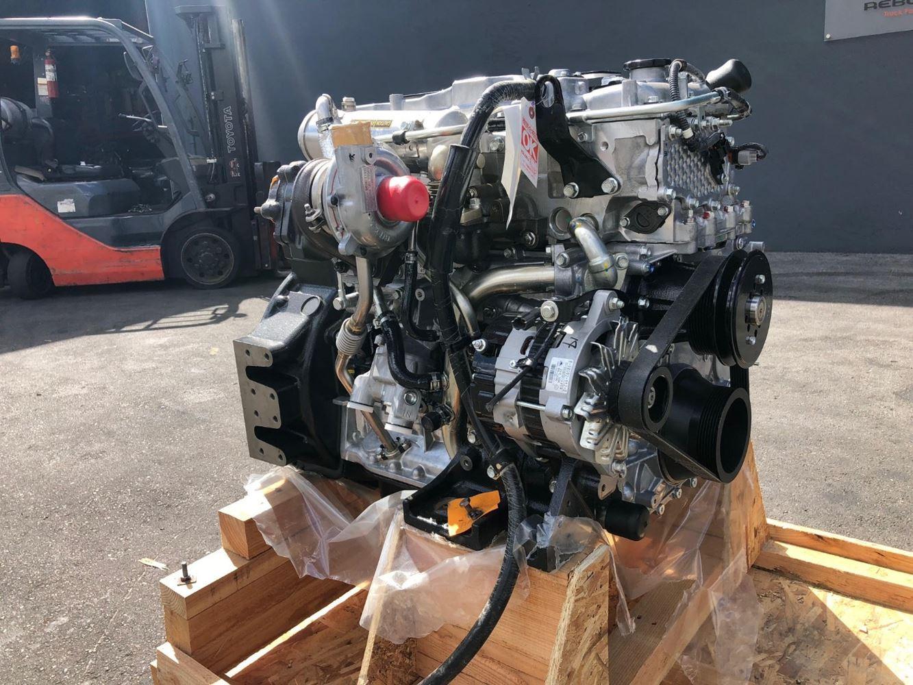 Isuzu 4JJ1 (Stock #003901) | Engine Assys | TPI