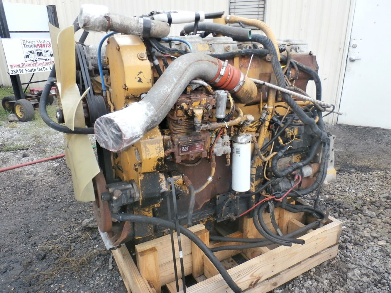 1994 Caterpillar 3406e Stock 180095 1 Engine Assys Tpi Wiring For Image Subject To Change