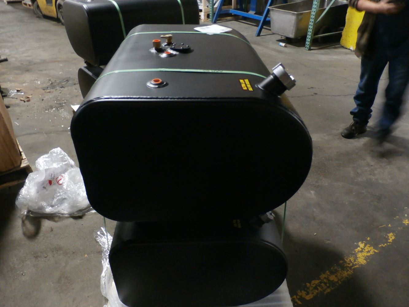 Media 3 for International 4300 Durastar Fuel Tanks