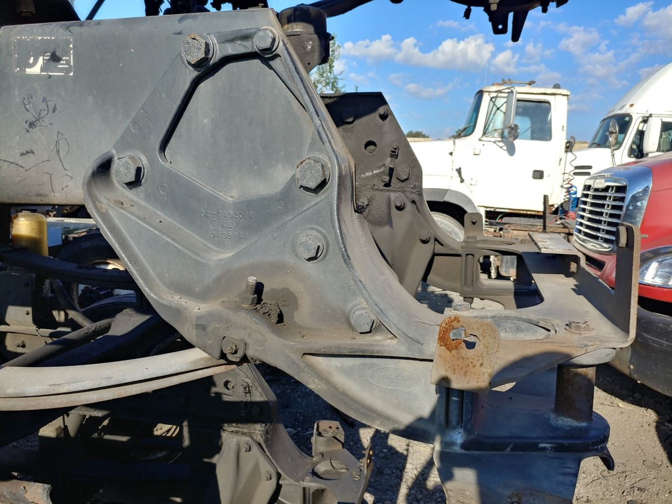 Used Truck Parts - Freightliner | International | Peterbilt | Volvo
