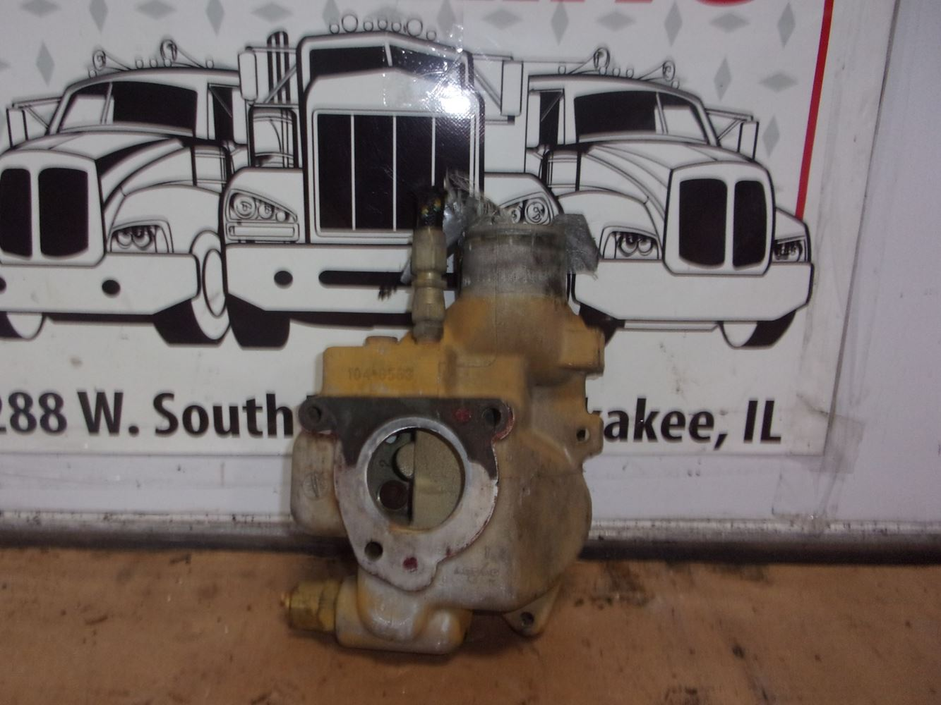 Engines Engine Parts River Valley Truck 3406e Caterpillar Wiring For Image