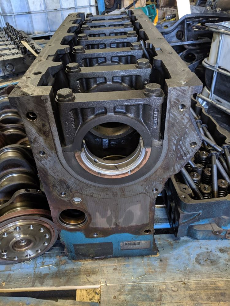 International MAXXFORCE DT466 Stock P 5651