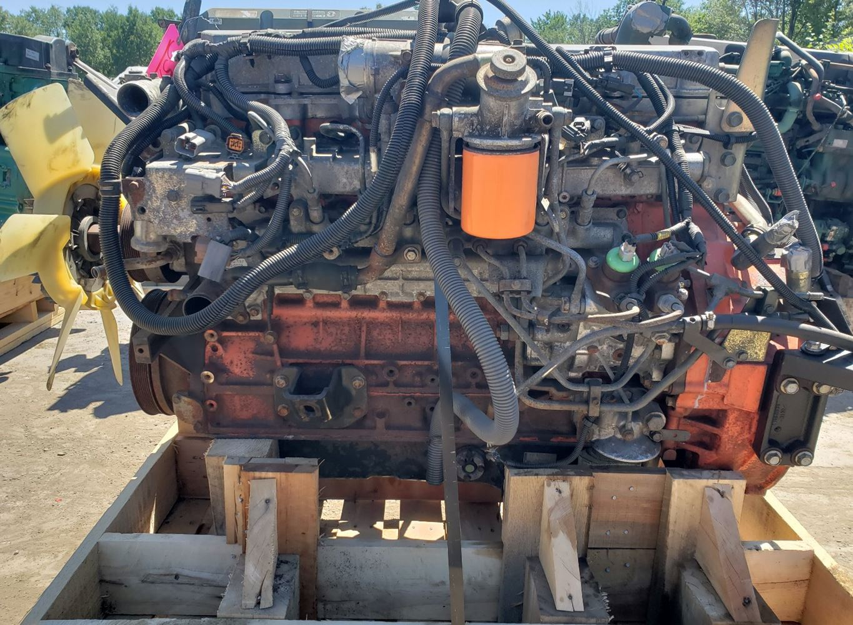 2003 Isuzu 6hk1x  Stock  P