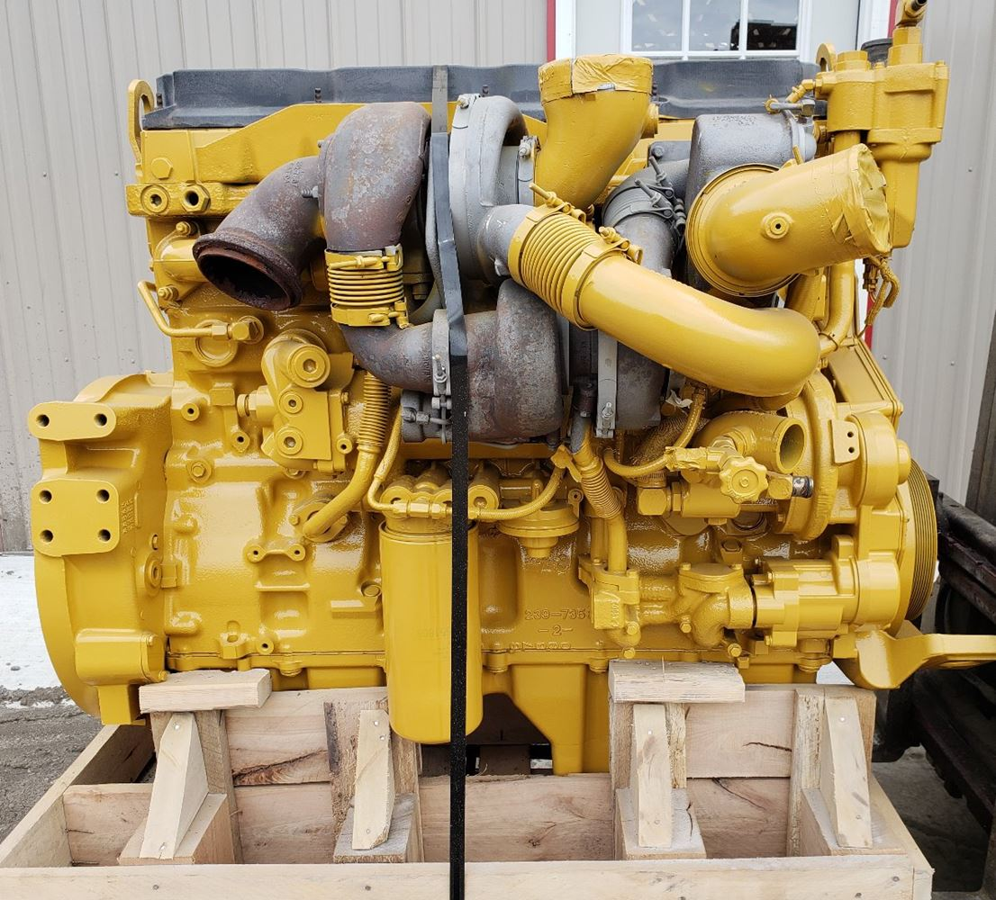 2006 Caterpillar C13  Stock  P