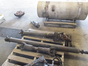 Freightliner Drivehafts Parts Tpi
