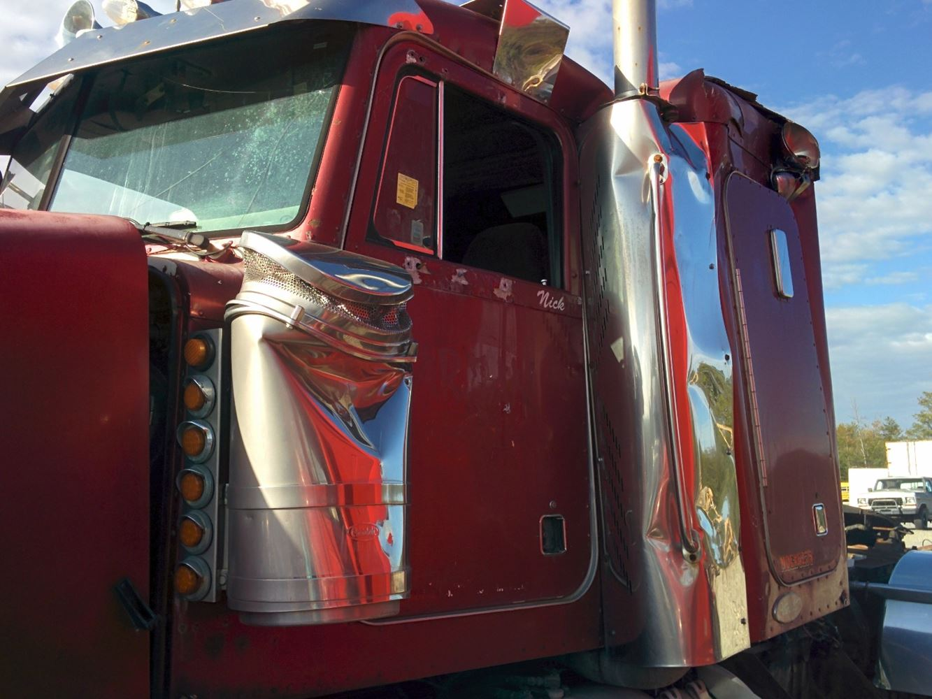 1998 Peterbilt 378 Stock Pt 0460 21 Doors Tpi