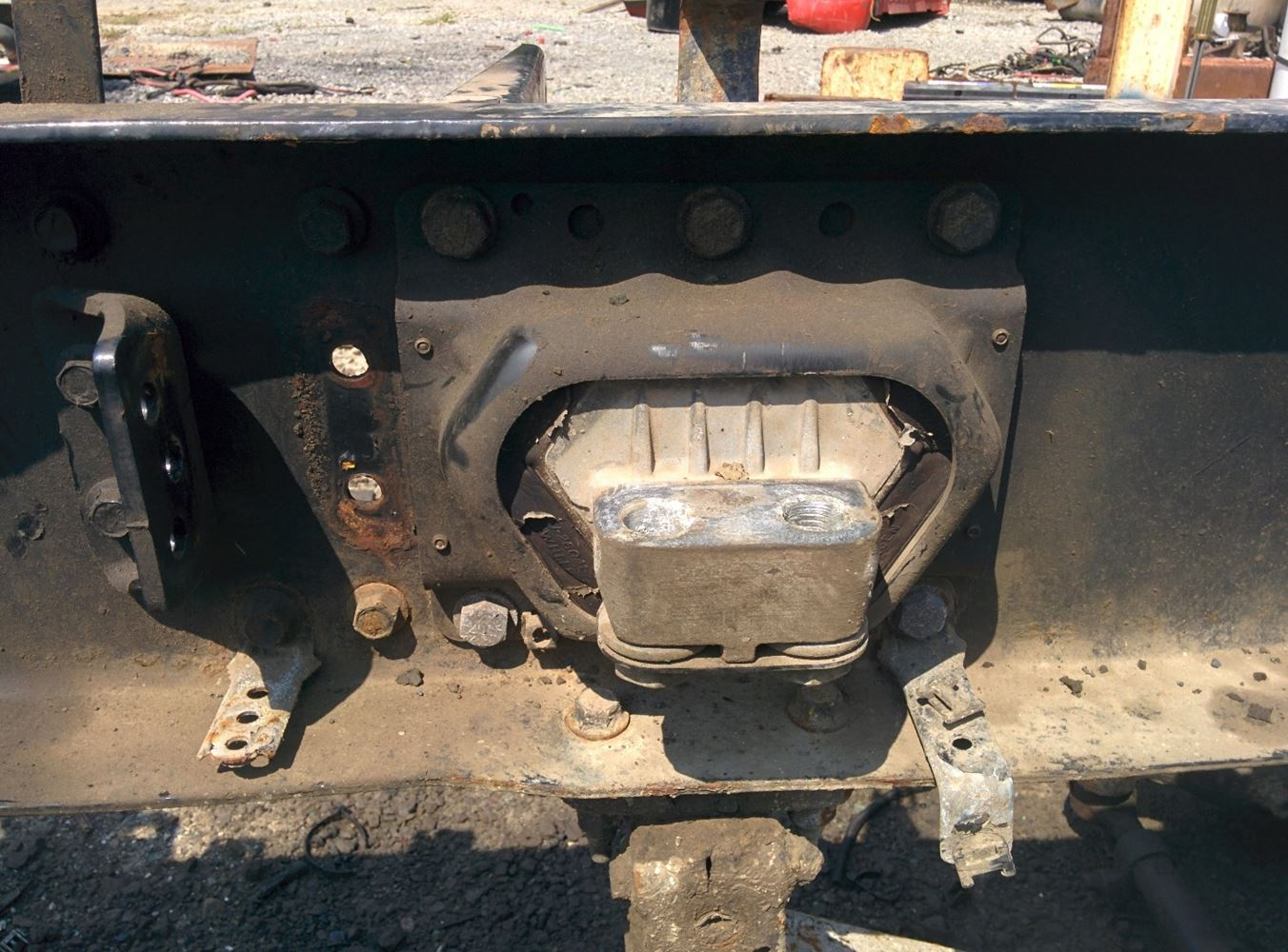 Ontario Truck Parts >> 2008 Mack CXU613 (Stock #MK-0423-63) | Engine Mounts 2 | TPI
