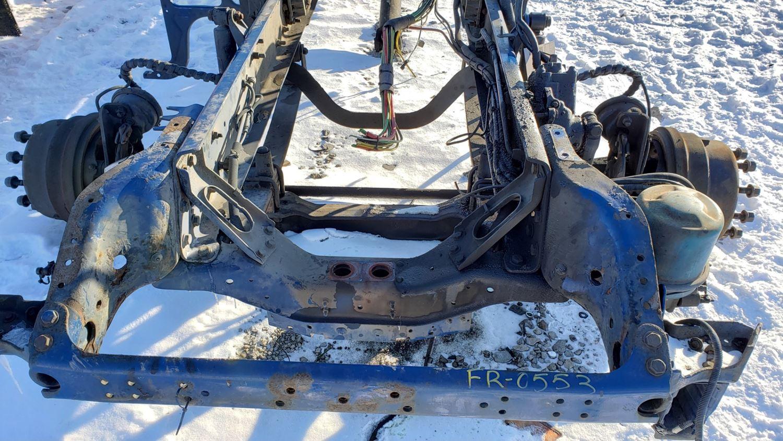 2011 Freightliner Cascadia 125  Stock  Fr