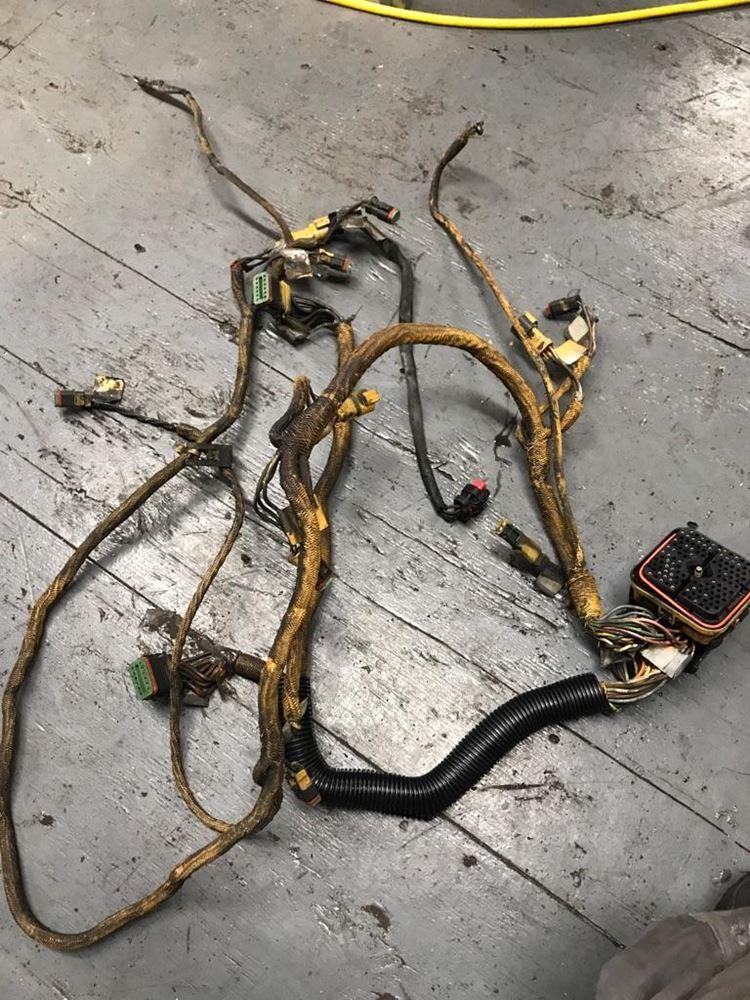 caterpillar c 15 wiring harness cat c15 (stock #4007) | wiring harnesses | tpi c 15 cat engine diagram