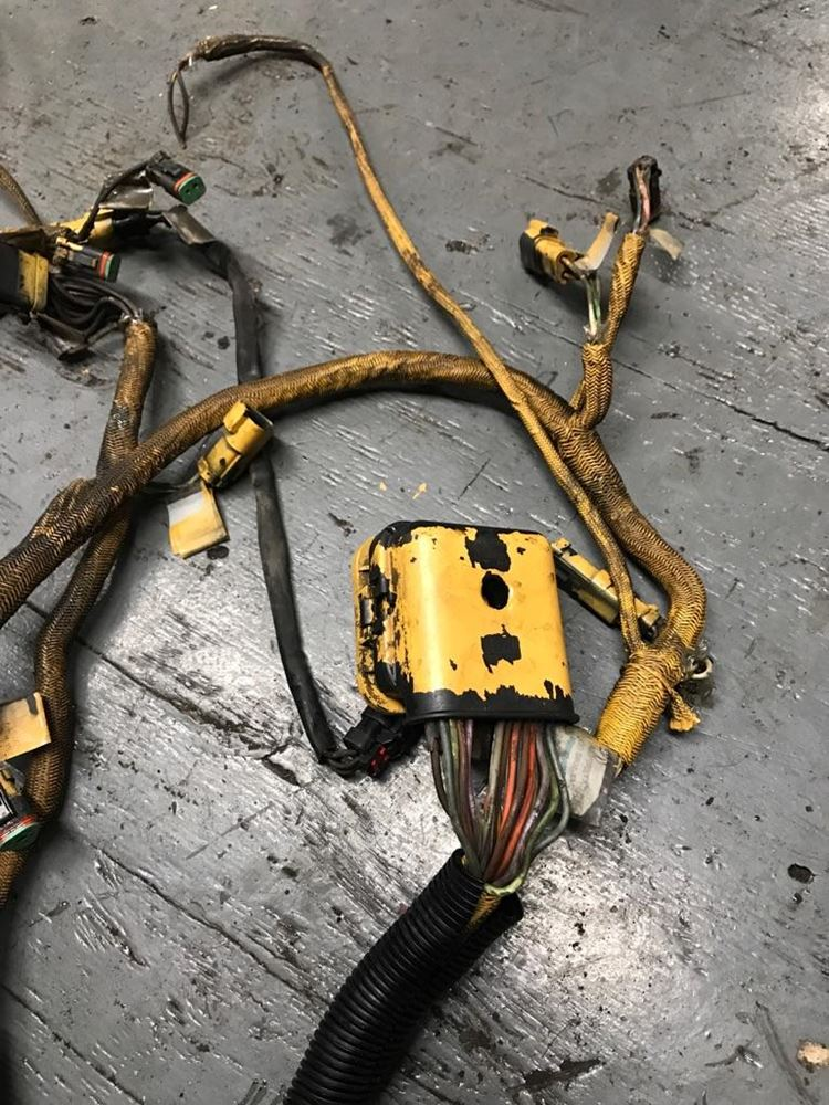 highway 15 wiring harness cat c15 (stock #4007) | wiring harnesses | tpi caterpillar c 15 wiring harness