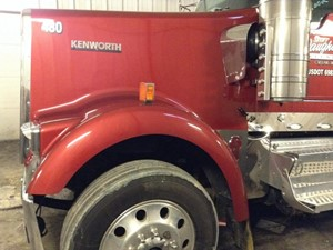 Kenworth W900L Hood Parts   TPI