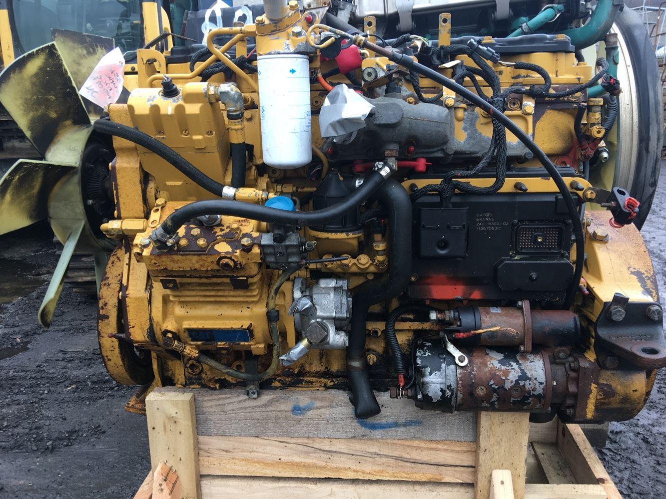 Caterpillar C7 Stock 227868 Engine Assys Tpi