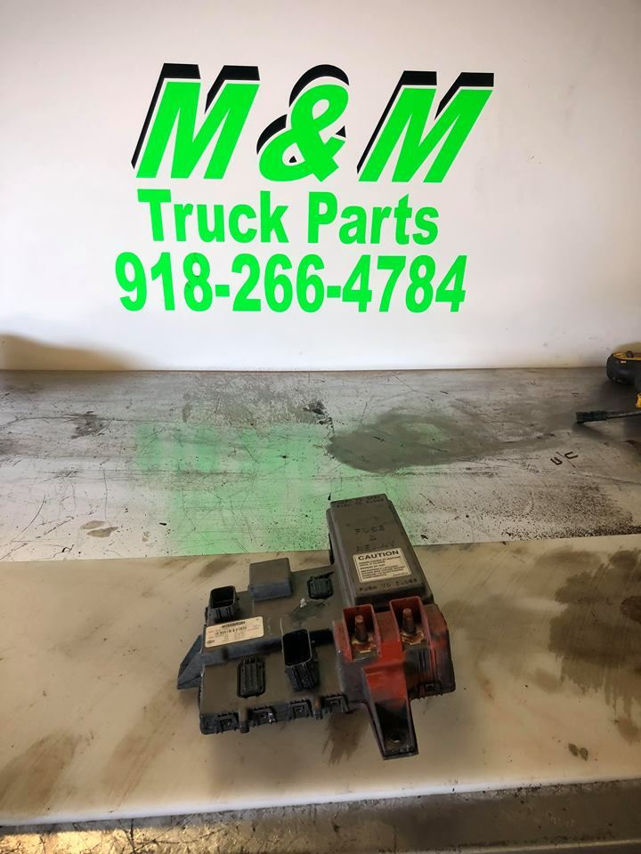 Media 1 for Freightliner Cascadia Exterior Misc Parts