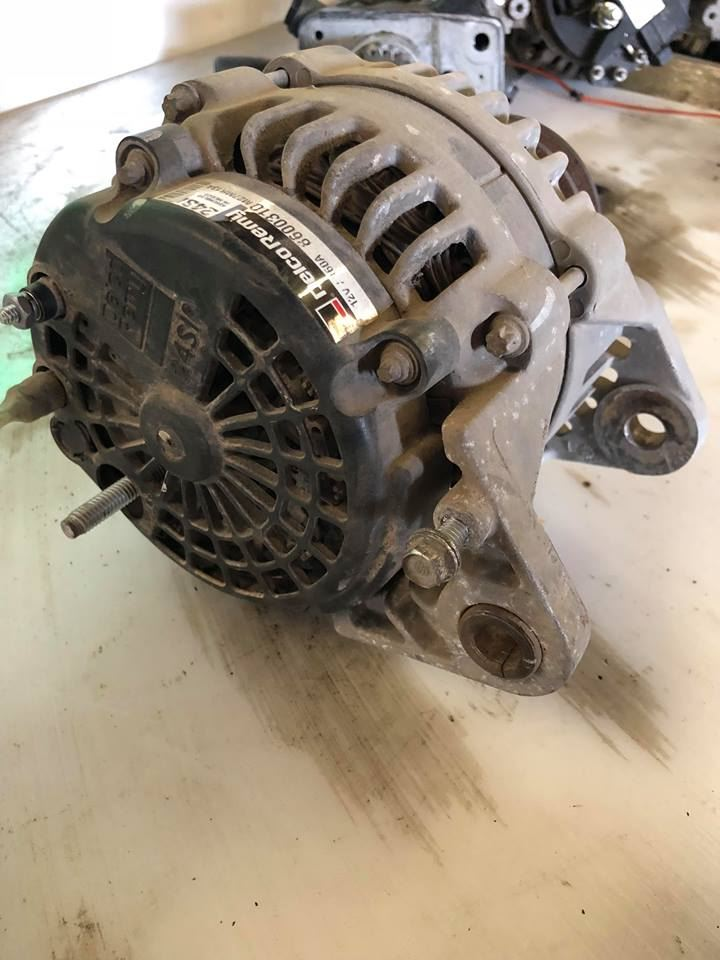 Media 4 for N/A N/A Alternators