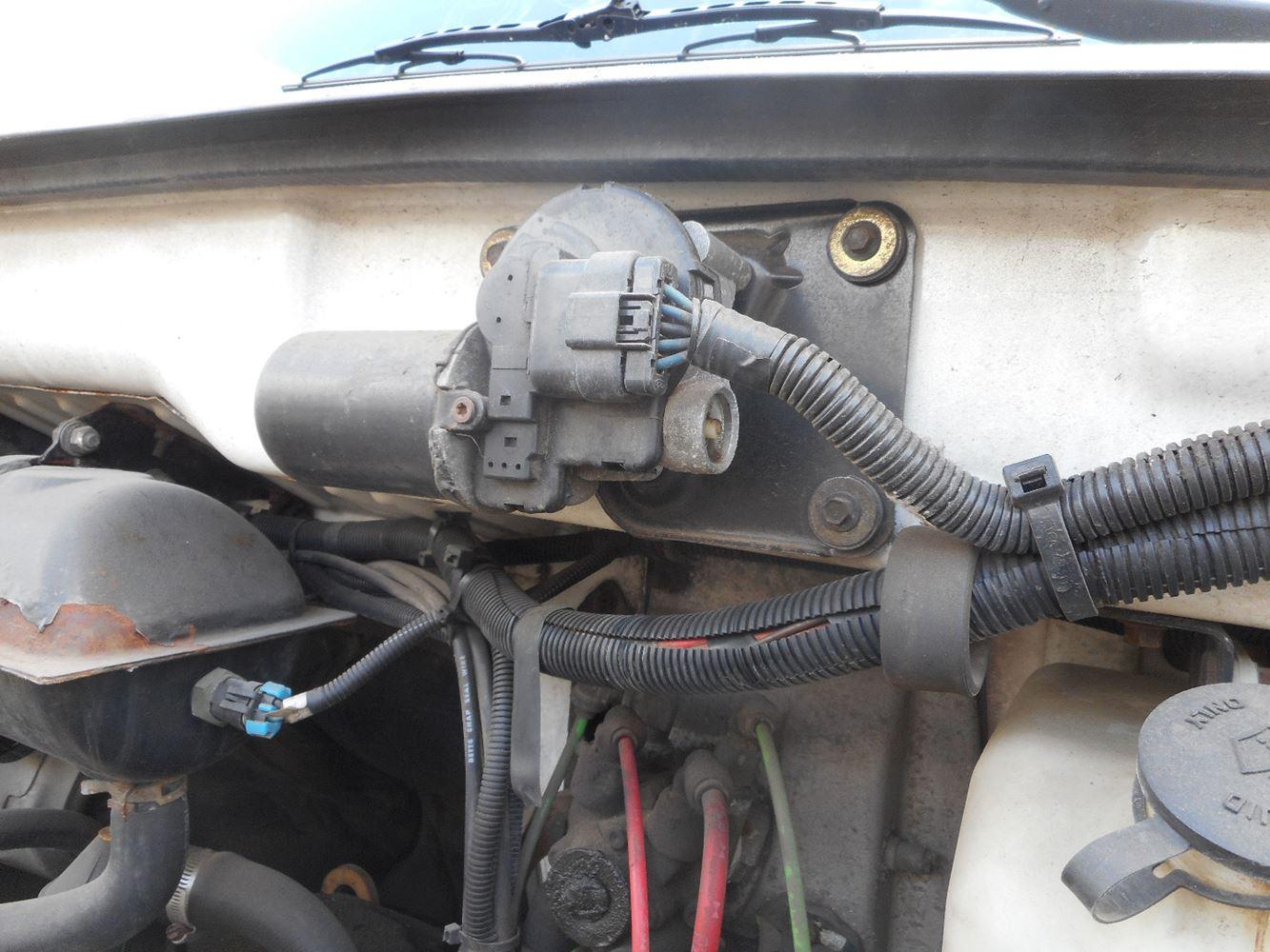1987 chevy truck wiper motor wiring diagram sterling truck wiper motor wiring #3