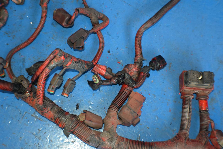 Cummins Isx Engine Harness Automotive Wiring Diagram Ism Stock 7178 Harnesses Tpi Brake