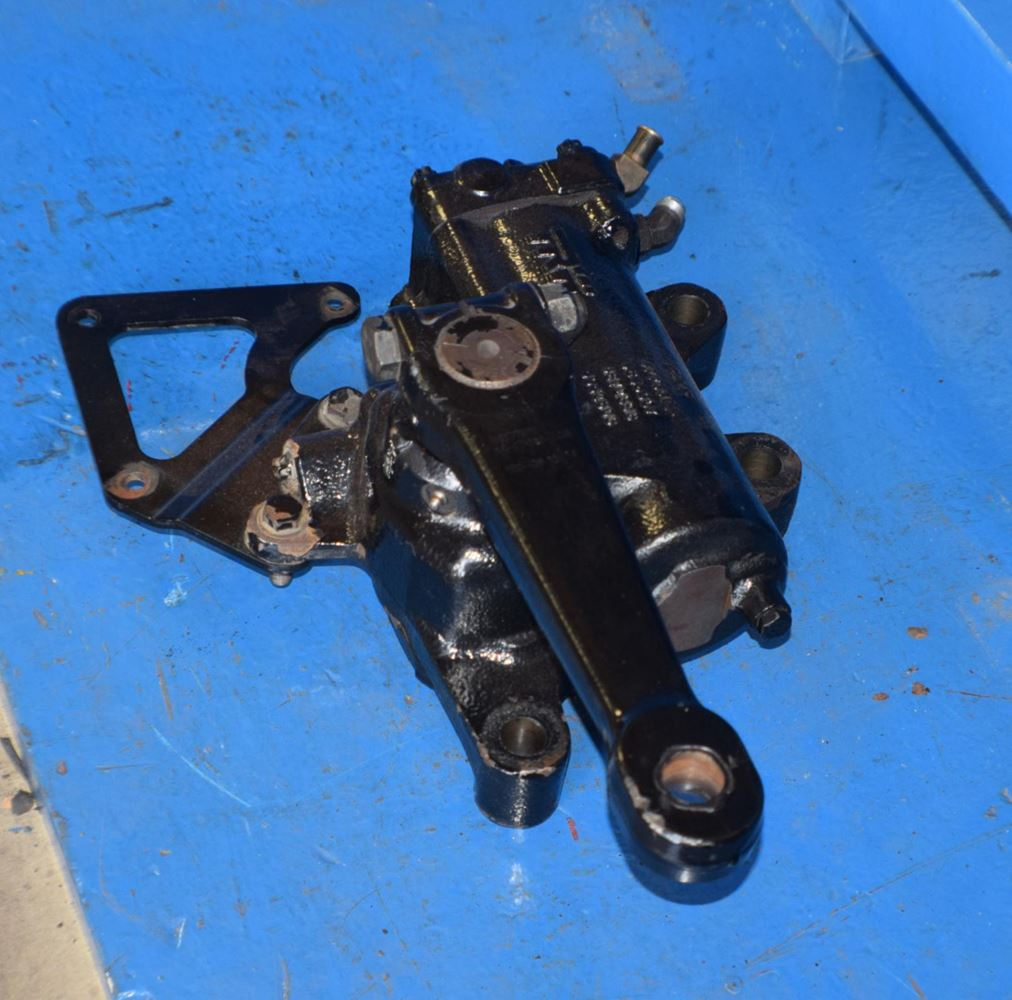 Freightliner Steering Parts : Freightliner cascadia stock steering gears tpi