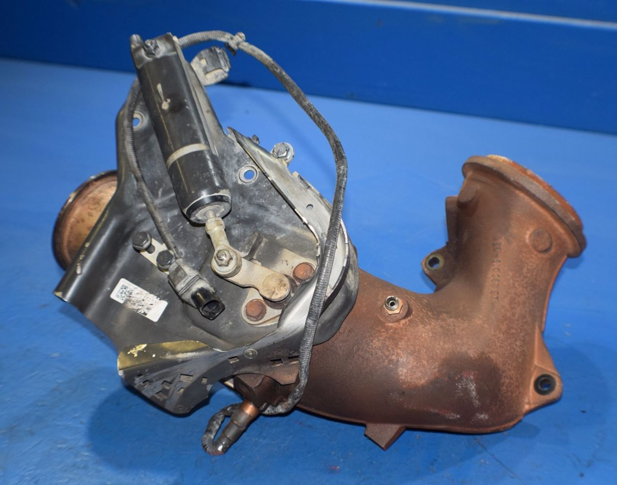 Exhaust Brake Actuator ~ Paccar mx stock engine brakes tpi