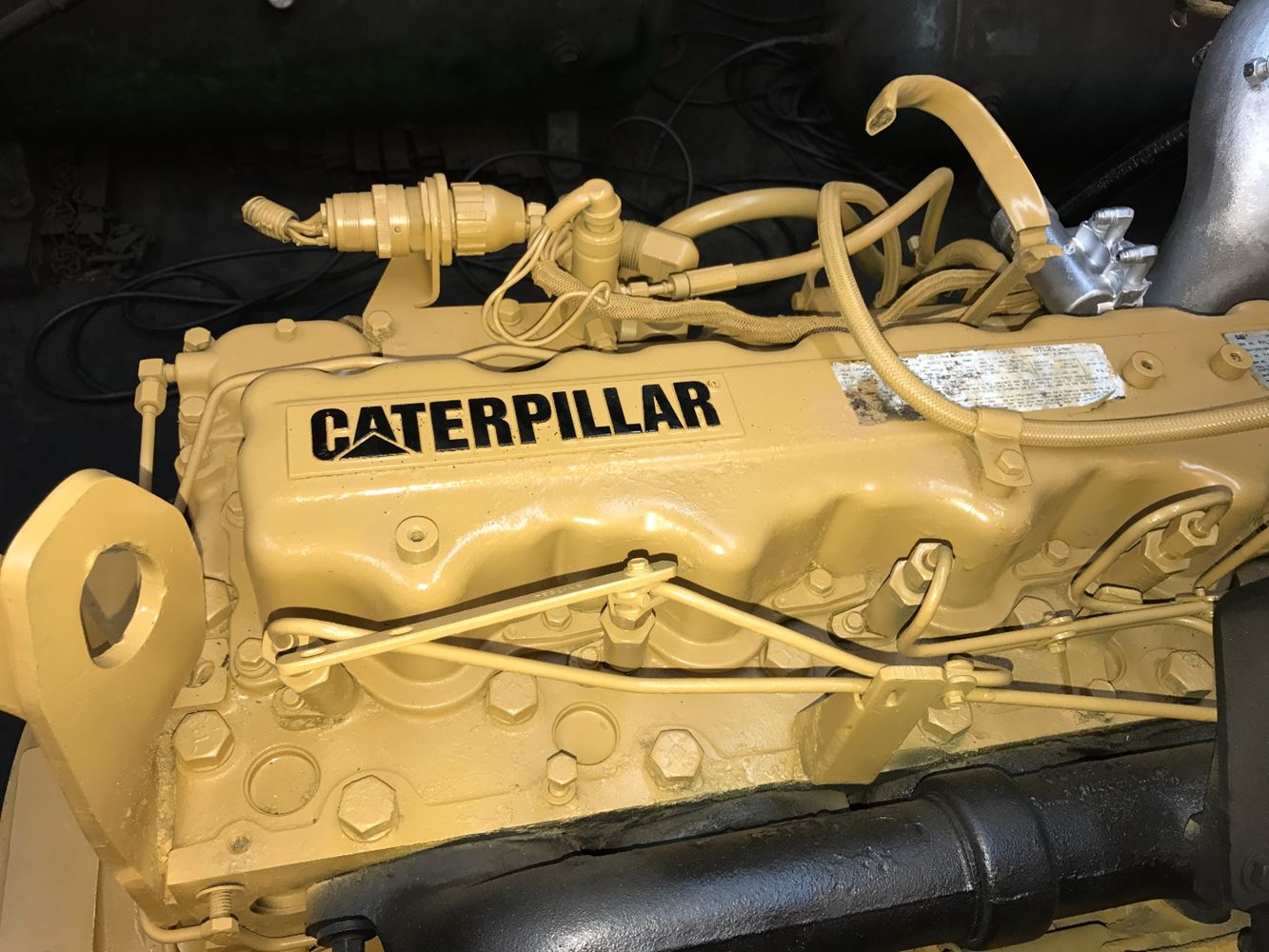 1998 Caterpillar 3306 Stock 1120 Engine Assys Tpi Cat Wiring Harness 24 May 2017 Image Subject To Change