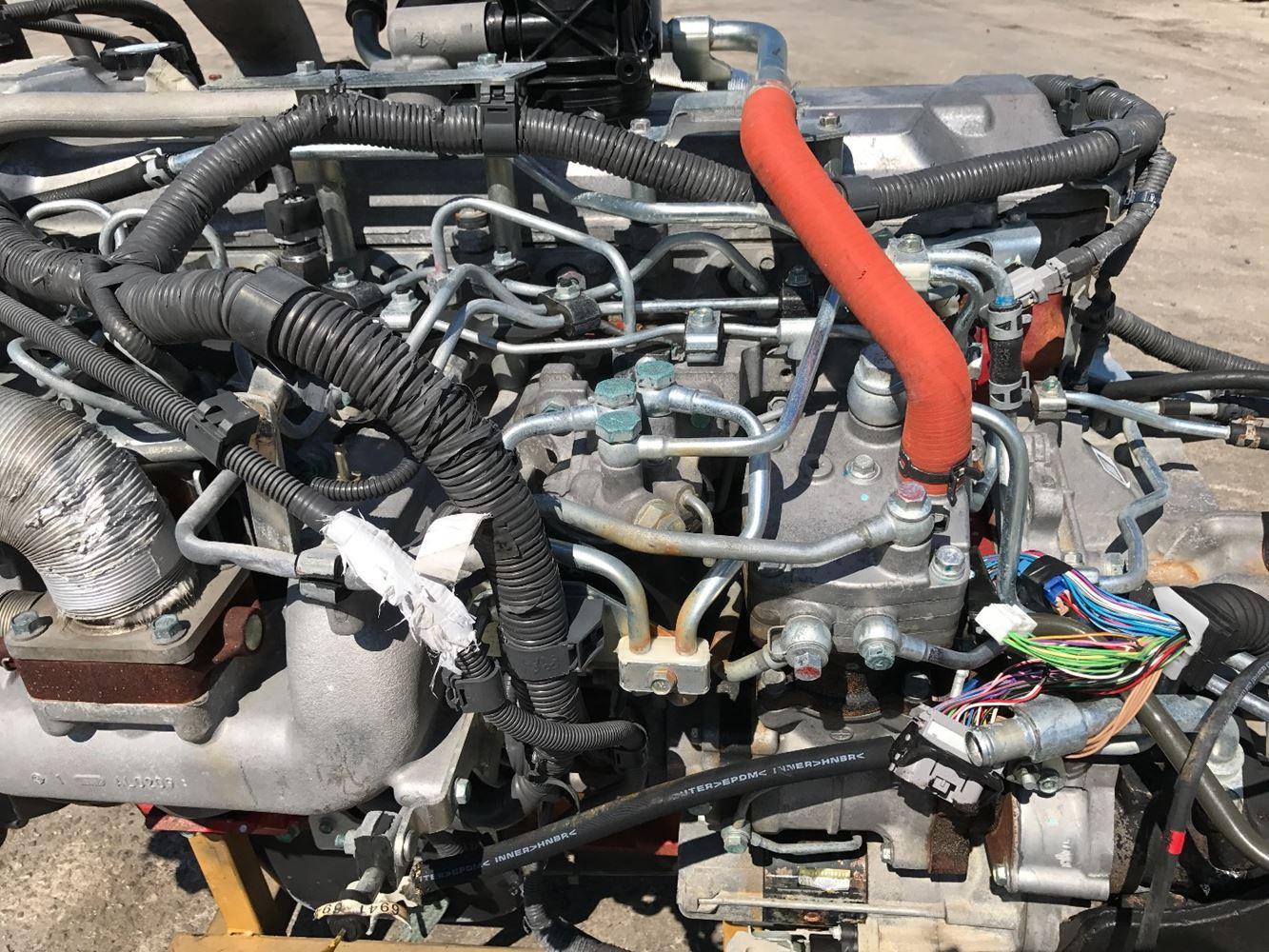 Hino Engine Parts : Hino j e stock engine assys tpi