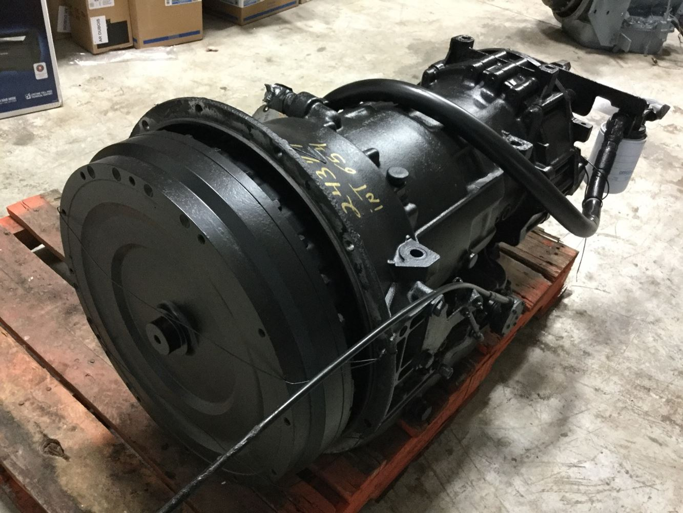 Ontario Truck Parts >> 1993 Allison MT653 (Stock #STK-24371) | Transmission Assys | TPI