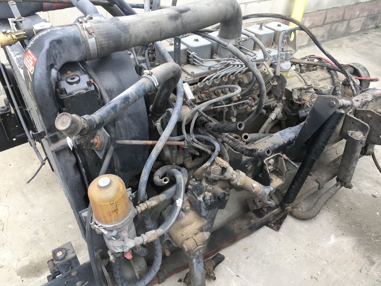 Image for Cummins 6BT 5.9 Engine Assys