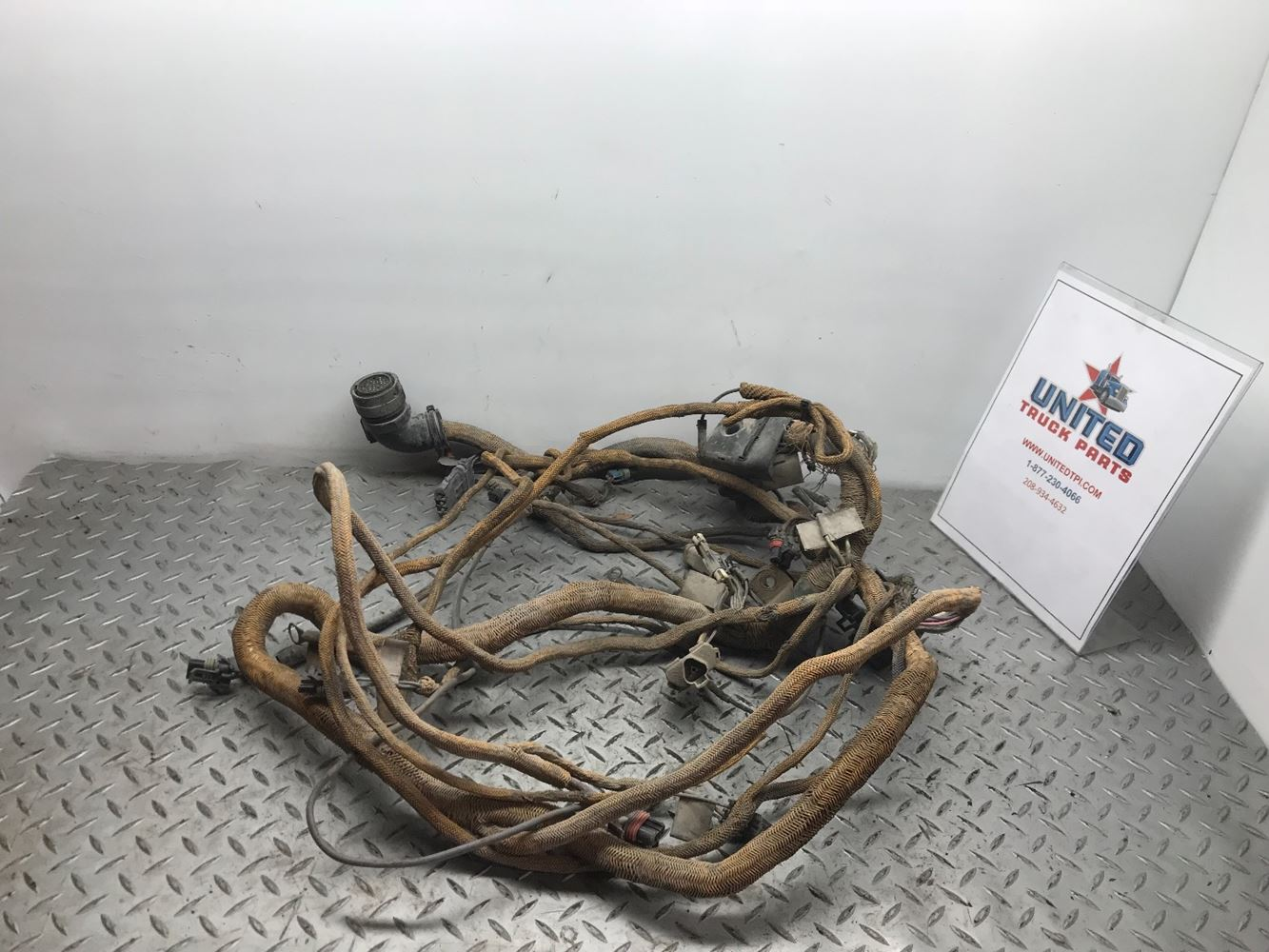 2000 Caterpillar C15 Stock Sv 18 08 40 Wiring Harnesses Tpi Harness 16 July 2018 Image Subject To Change
