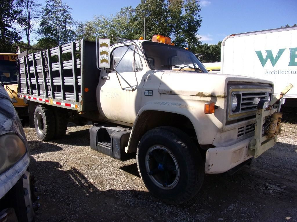 1985 CHEVROLET OTHER FENDER EXTENSION TRUCK PARTS #681666