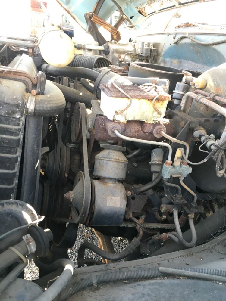 1985 GM/CHEV (HD) 350 GAS ENGINE ASSEMBLY TRUCK PARTS #680231