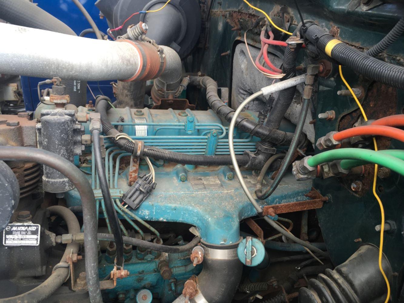 1990 INTERNATIONAL DTA360 ENGINE ASSEMBLY TRUCK PARTS #721124