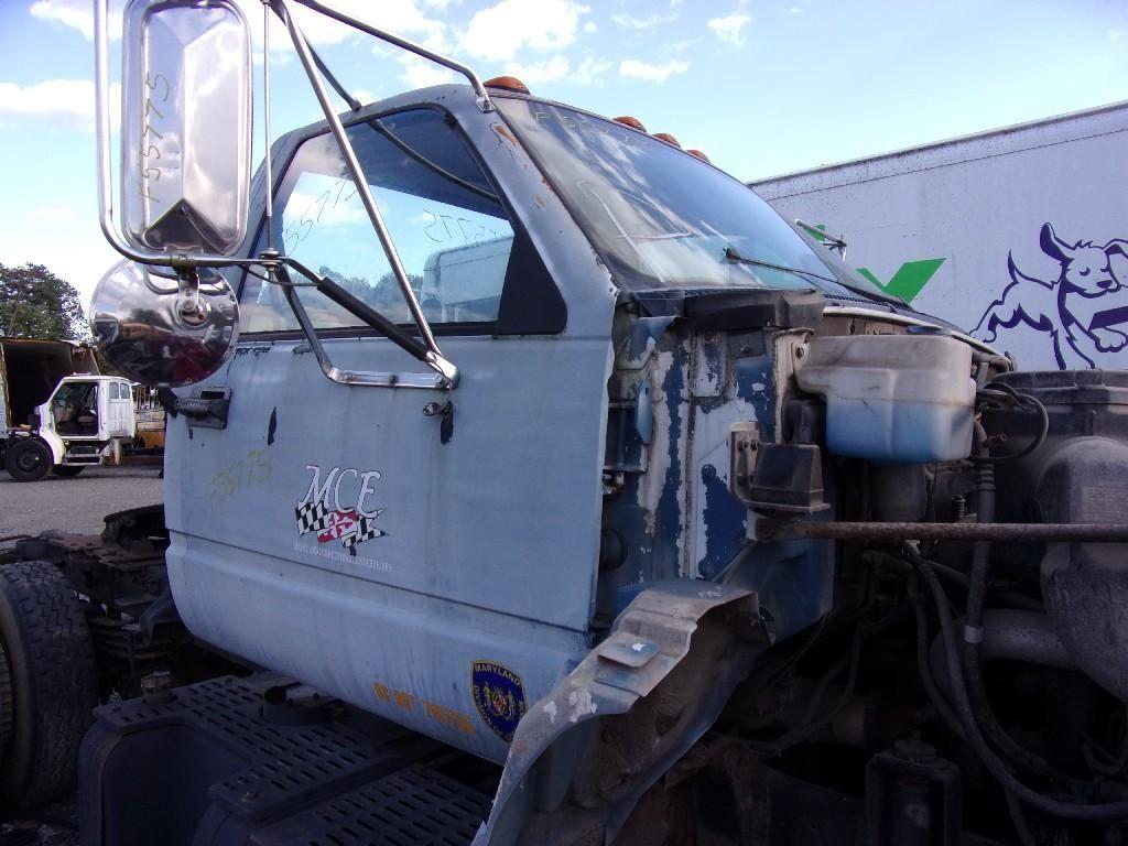 1991 GMC C7 CAB TRUCK PARTS #680211