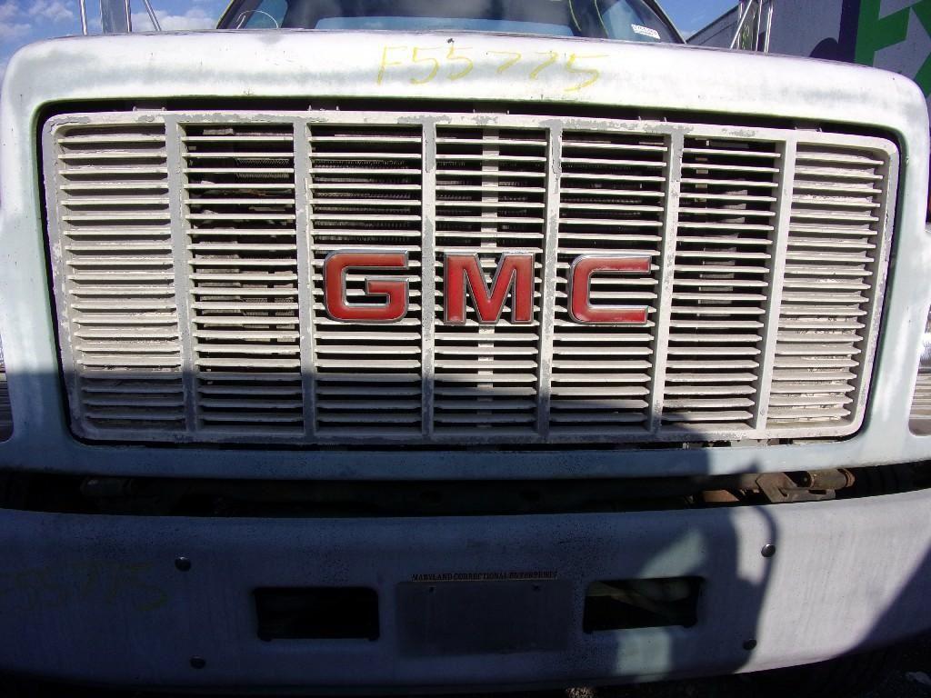 1991 GMC C7 GRILLE TRUCK PARTS #682241