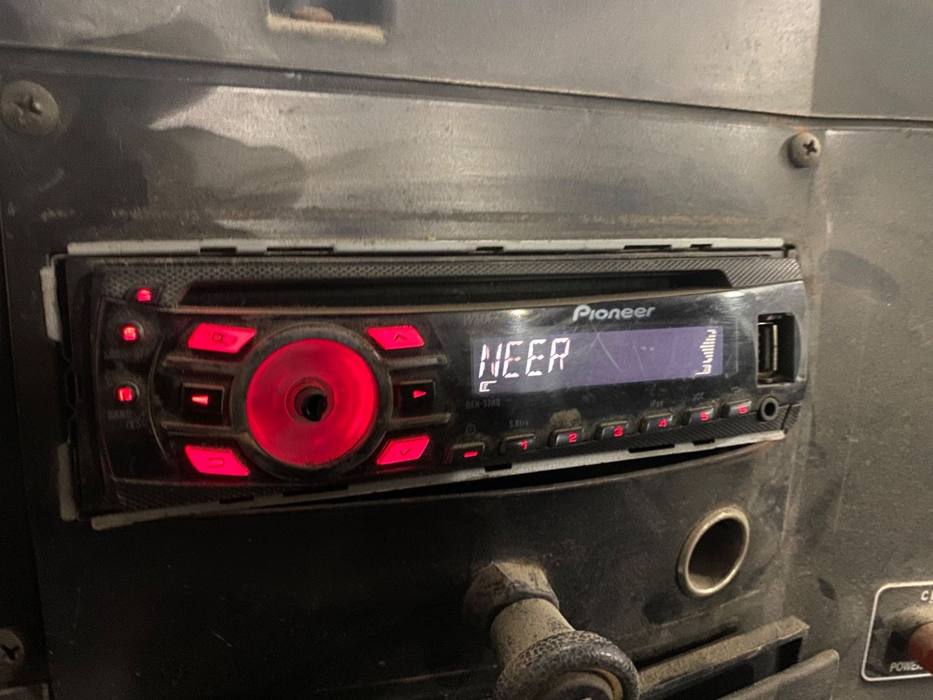 1994 INTERNATIONAL 4900 RADIO TRUCK PARTS #719994