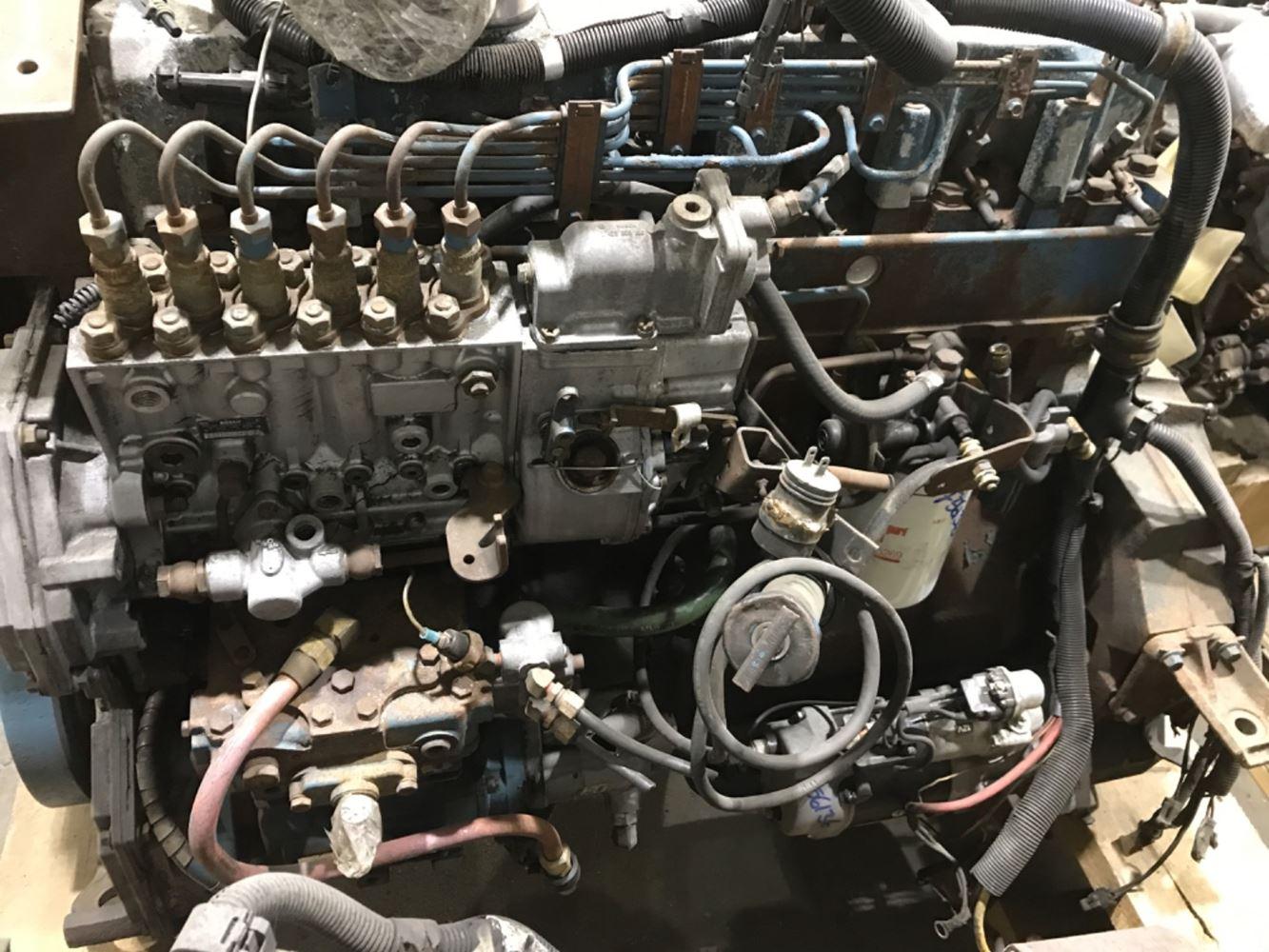1994 INTERNATIONAL DT466 ENGINE ASSEMBLY TRUCK PARTS #679996