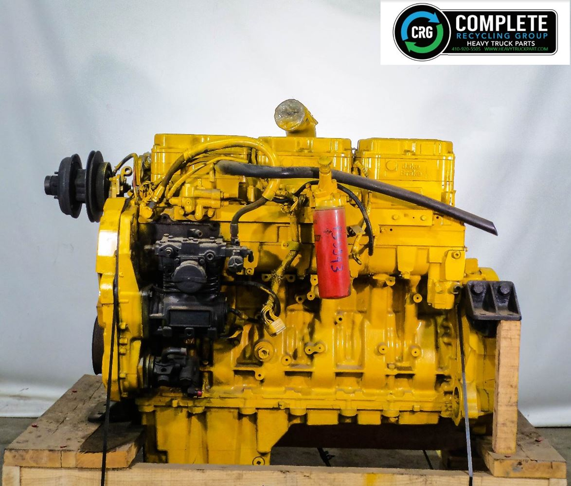 1995 CATERPILLAR C10 ENGINE ASSEMBLY TRUCK PARTS #679859