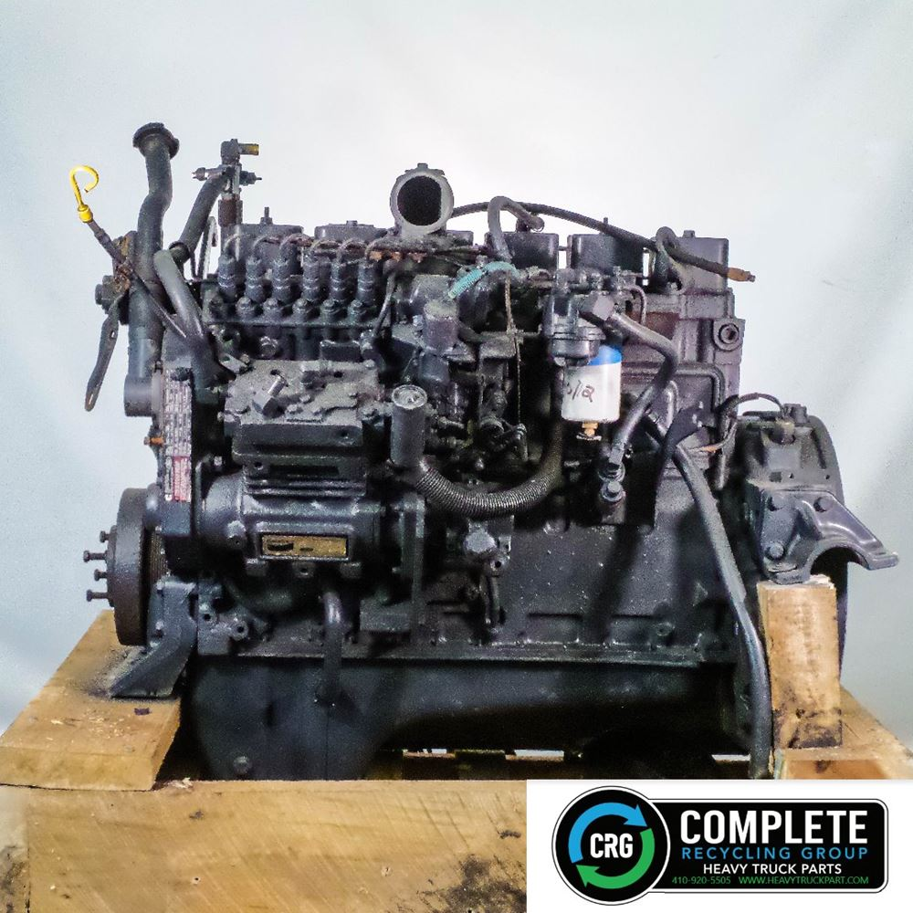 1995 CUMMINS B5.9 ENGINE ASSEMBLY TRUCK PARTS #680099