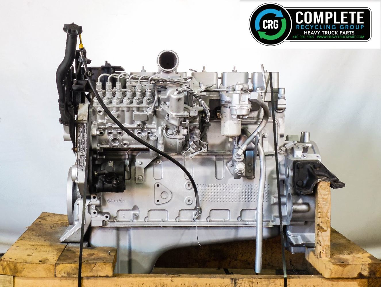 1995 CUMMINS B5.9 ENGINE ASSEMBLY TRUCK PARTS #680100