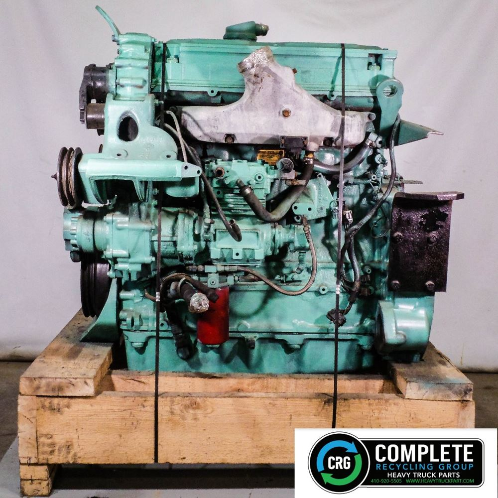 1995 DETROIT SERIES 50 ENGINE ASSEMBLY TRUCK PARTS #679968
