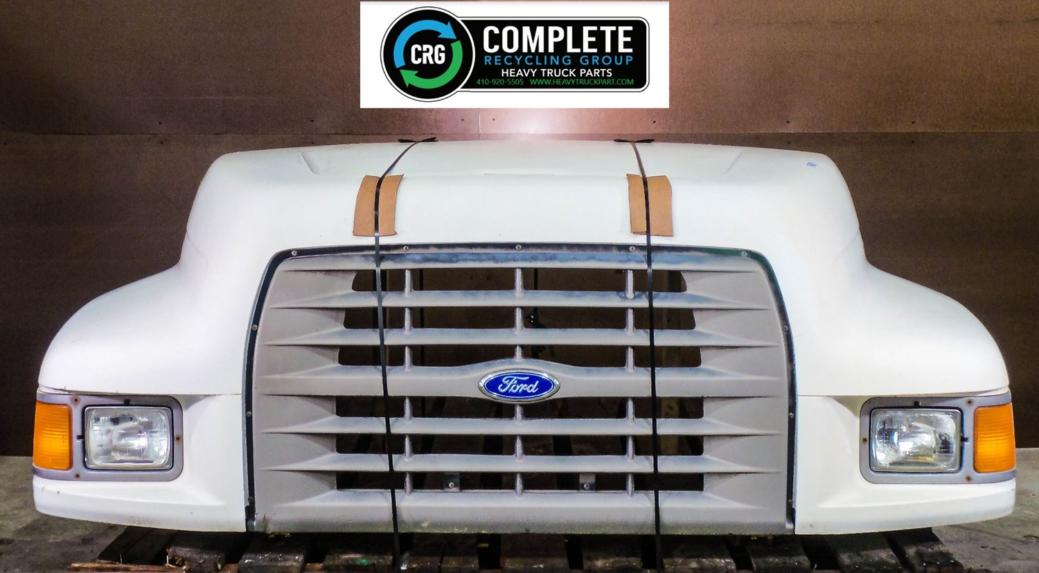 1995 FORD B800 HOOD TRUCK PARTS #680209