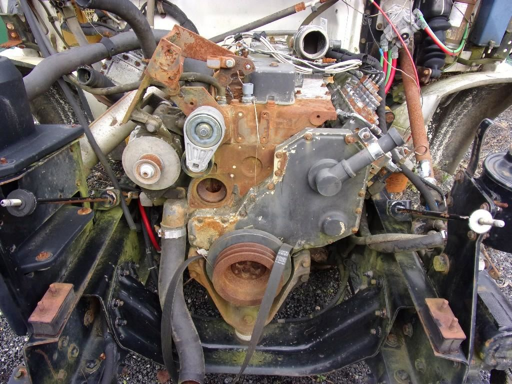 1996 CUMMINS B5.9 ENGINE ASSEMBLY TRUCK PARTS #680017