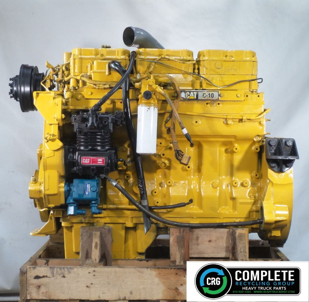 1997 CATERPILLAR C10 ENGINE ASSEMBLY TRUCK PARTS #710843