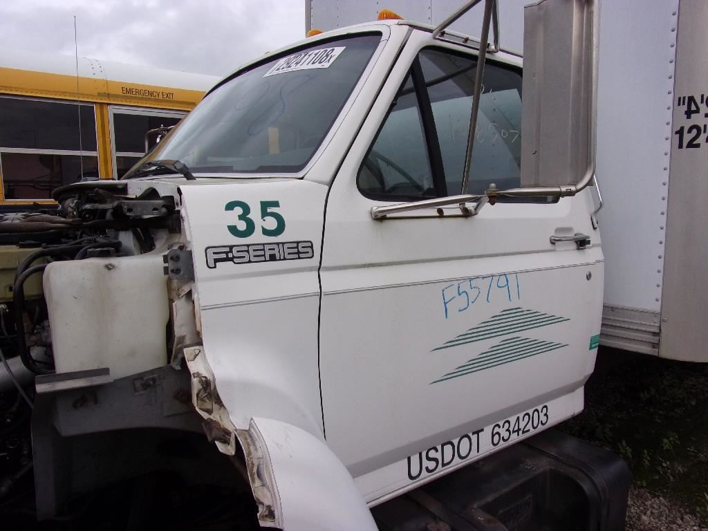 1998 FORD F800 CAB TRUCK PARTS #680118