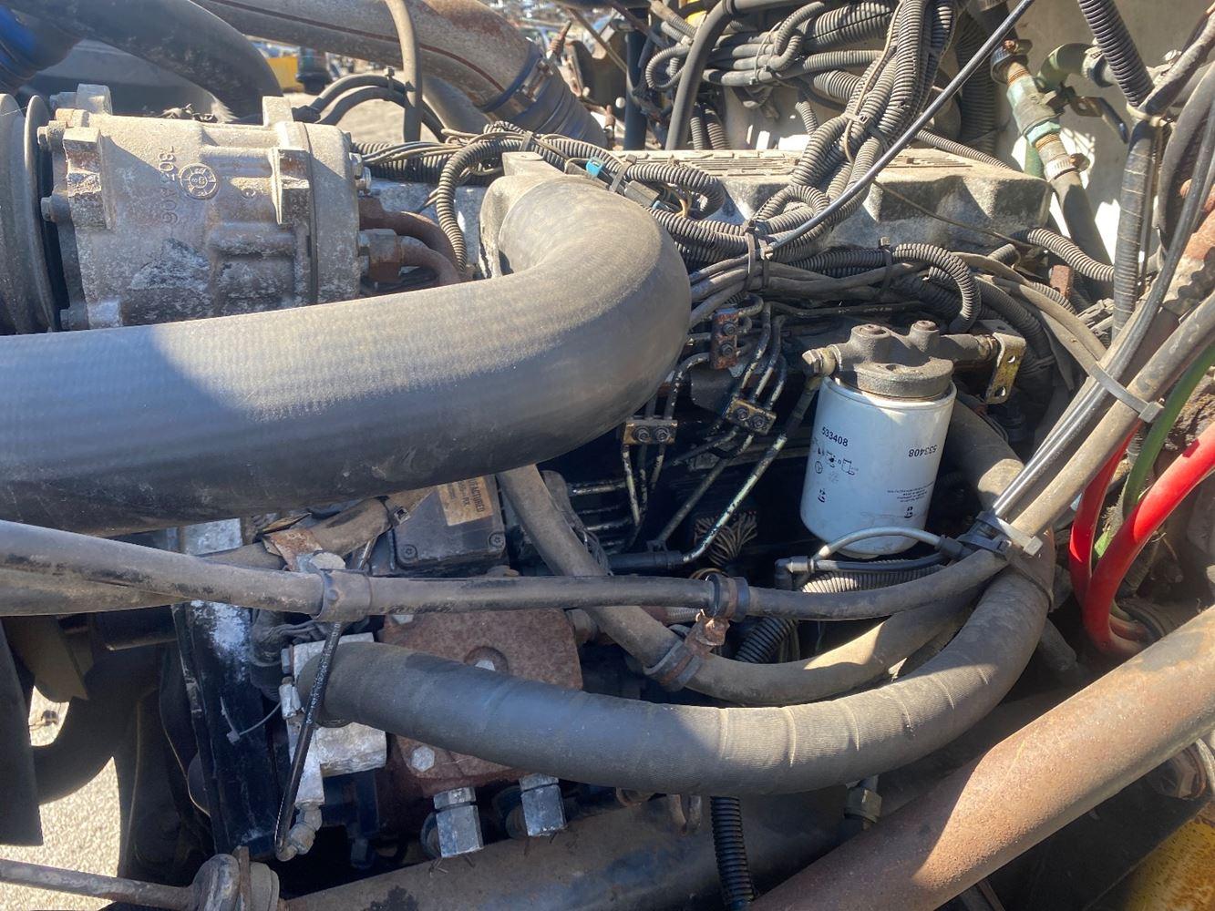 2000 CUMMINS ISB 260 ENGINE ASSEMBLY TRUCK PARTS #707531