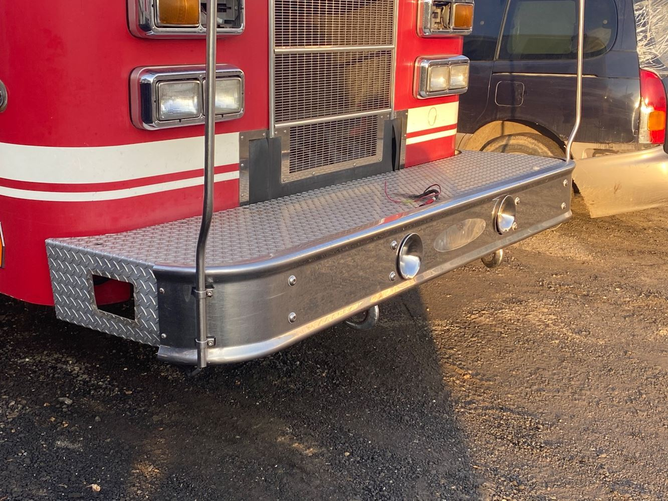 2000 OTHER OTHER BUMPER TRUCK PARTS #694471