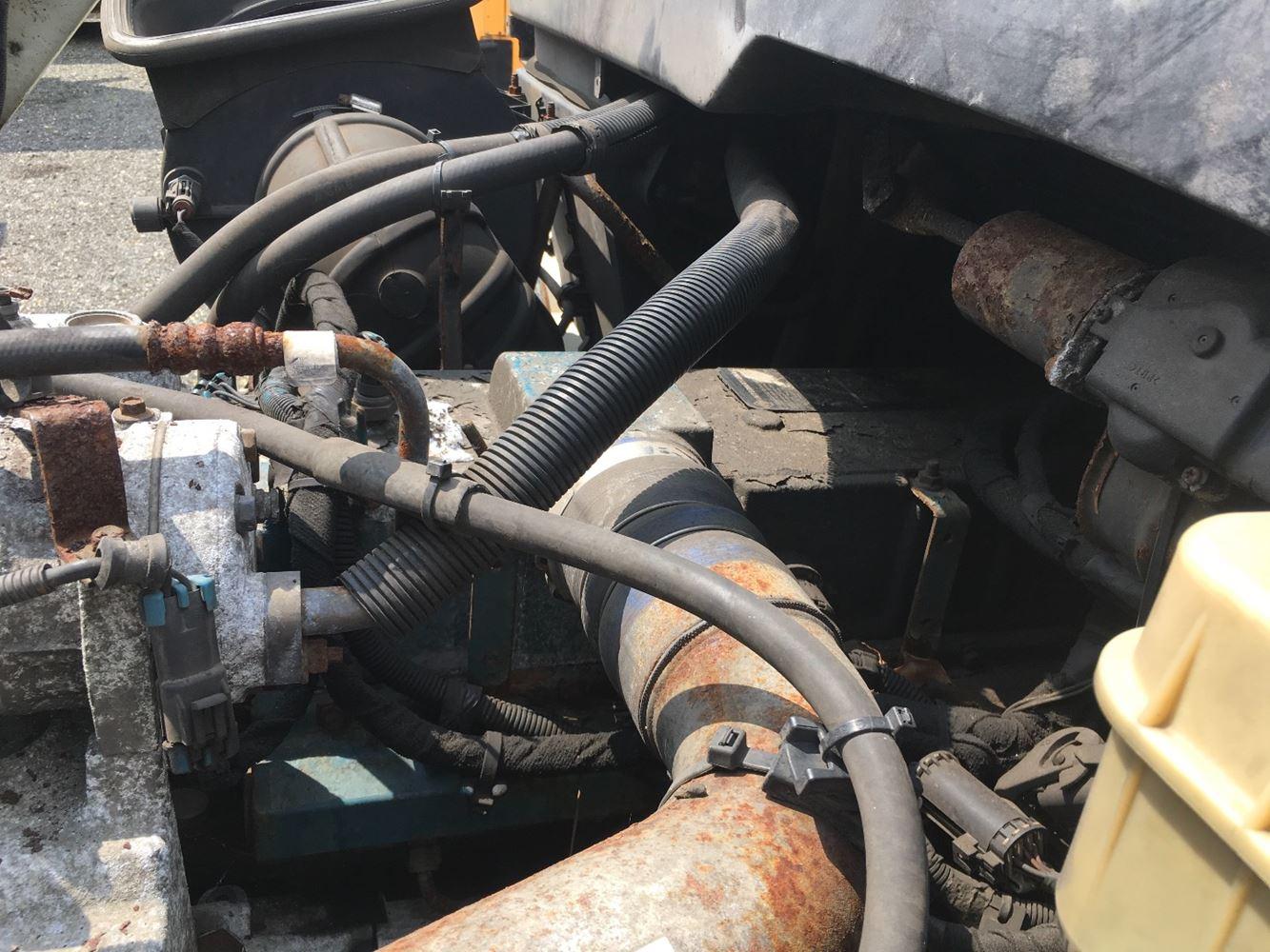 2002 INTERNATIONAL DT466E ENGINE ASSEMBLY TRUCK PARTS #680037