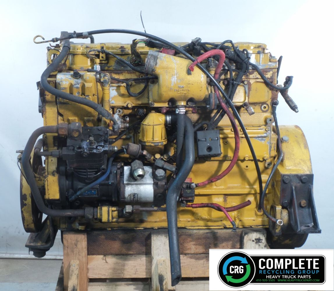 2003 CATERPILLAR C7 ENGINE ASSEMBLY TRUCK PARTS #721053