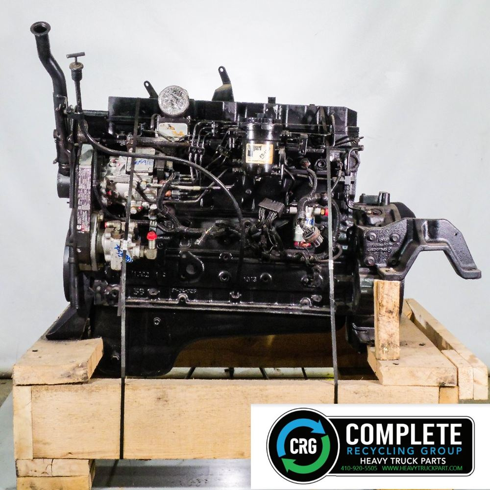 2003 CUMMINS ISB ENGINE ASSEMBLY TRUCK PARTS #679890