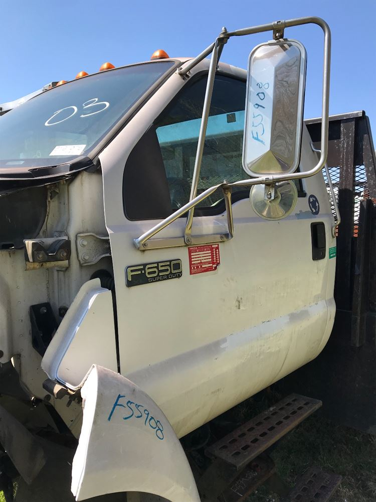 2003 FORD F-650 CAB TRUCK PARTS #684904