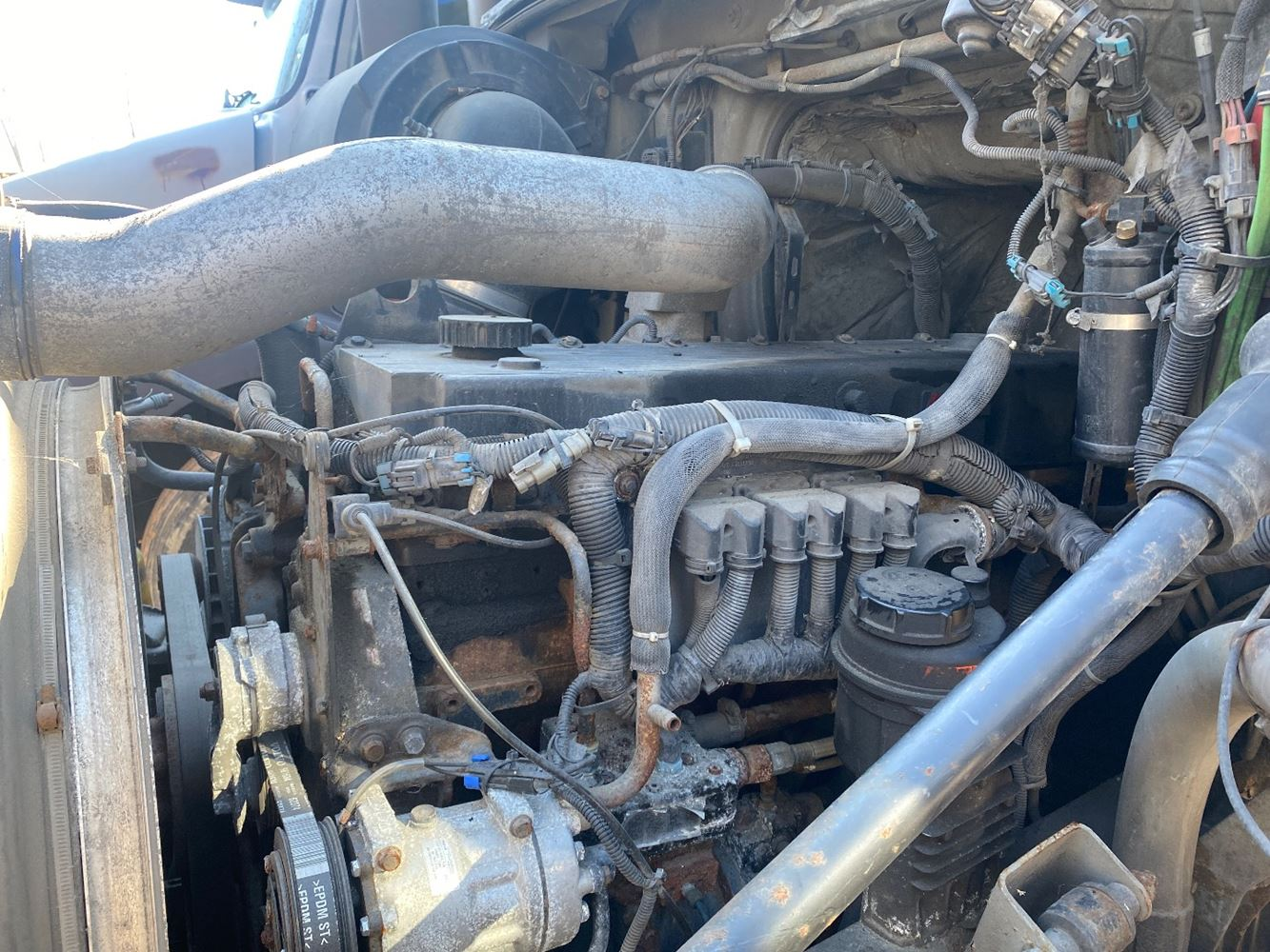 2003 OTHER OTHER ENGINE ASSEMBLY TRUCK PARTS #706804